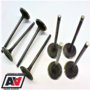 Subaru Exhaust Valves Impreza New Age Hatch EJ25 Turbo x 8 Quality Parts